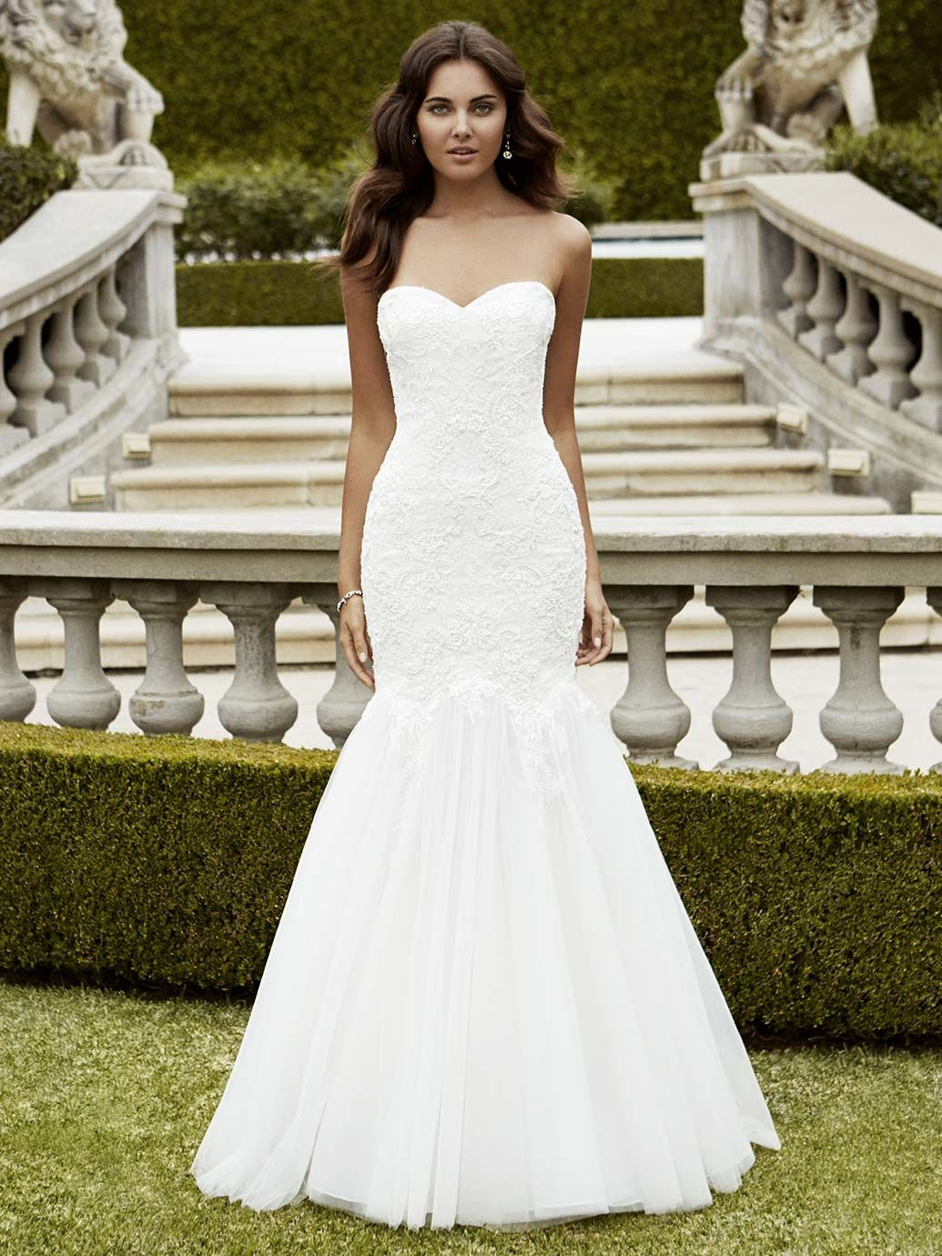 2016 Blue by Enzoani, Isabela. Available at Uptown Bridal Chandler ...