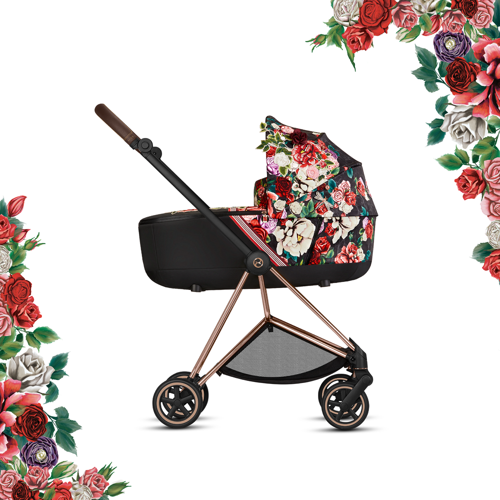 Cybex MIOS Stroller Limited Edition Birds of Paradise