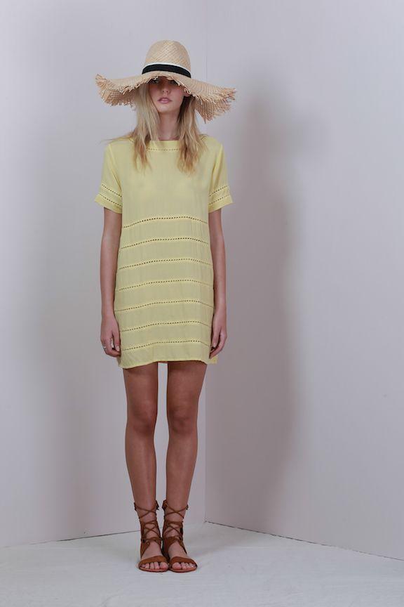 LILYA Ada Dress - Polenta