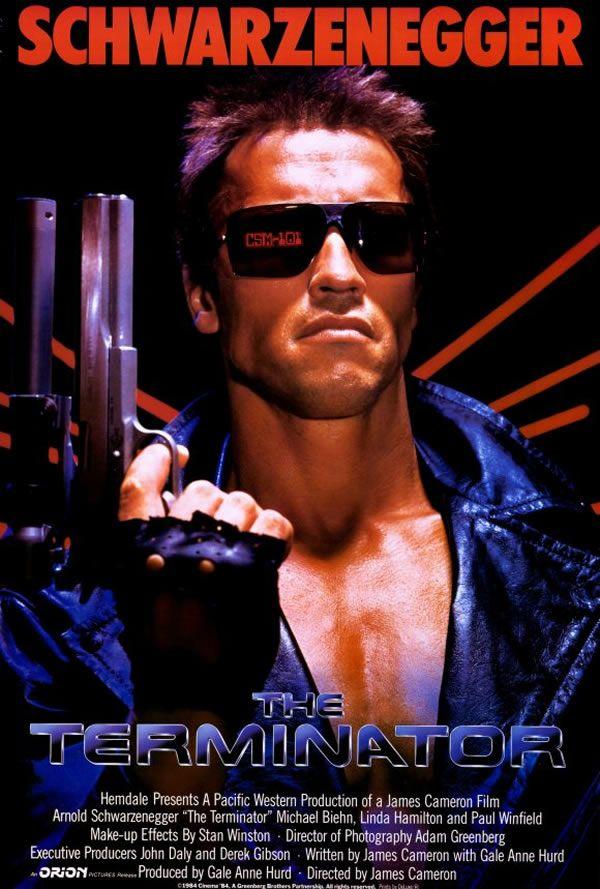 terminator 1 no1 syfy films pinterest movie famous