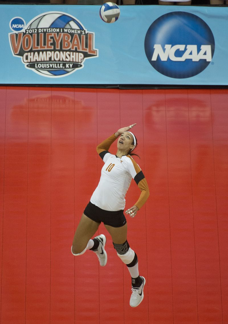 The Official Website Of The University Of Texas Athletics Women Volleyball Volleyball Photos Ncaa Championship
