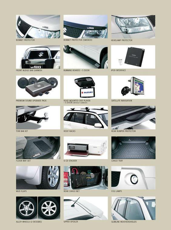 7533 Suzuki Gv Acc Jpg 793 1071 Grand Vitara Suzuki Grand Vitara Suzuki