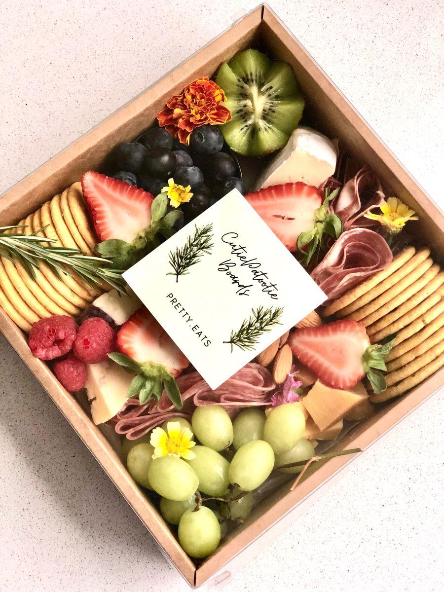 Charcuterie Box Gift