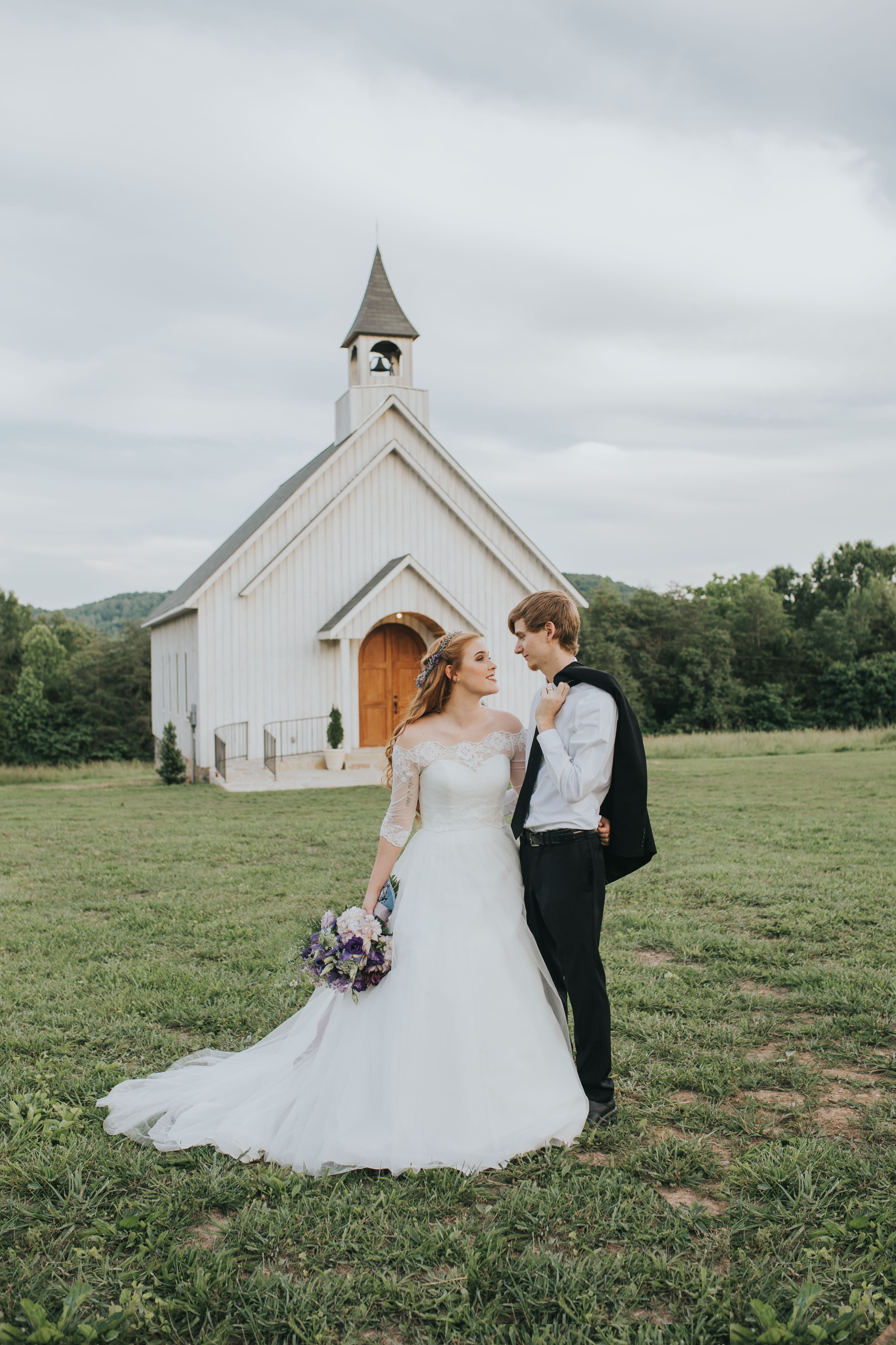 A Tennessee Chapel Wedding