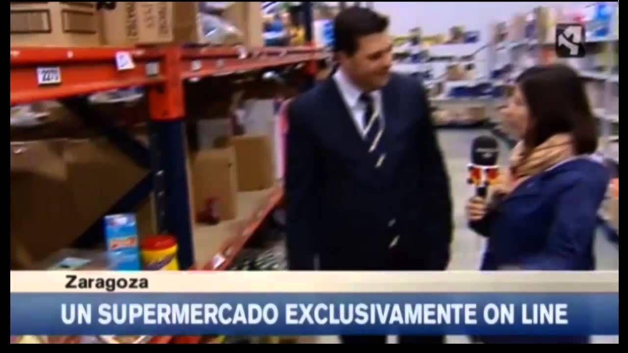 Videoreportaje sobre HiperDirect - TV de Aragón  https://www.youtube.com/watch?v=v4Dj6WuzB_c