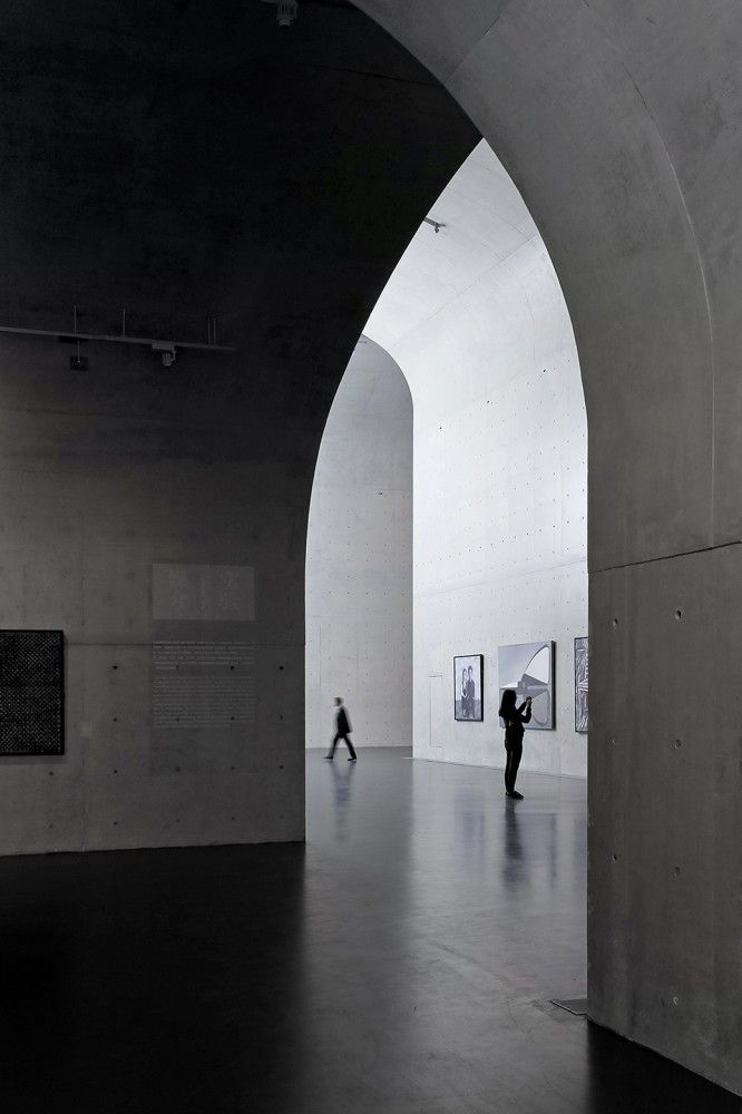 Gallery Of Long Museum West Bund Atelier Deshaus 24 Architecture Photography Architecture Wallpaper Architectural Photographers