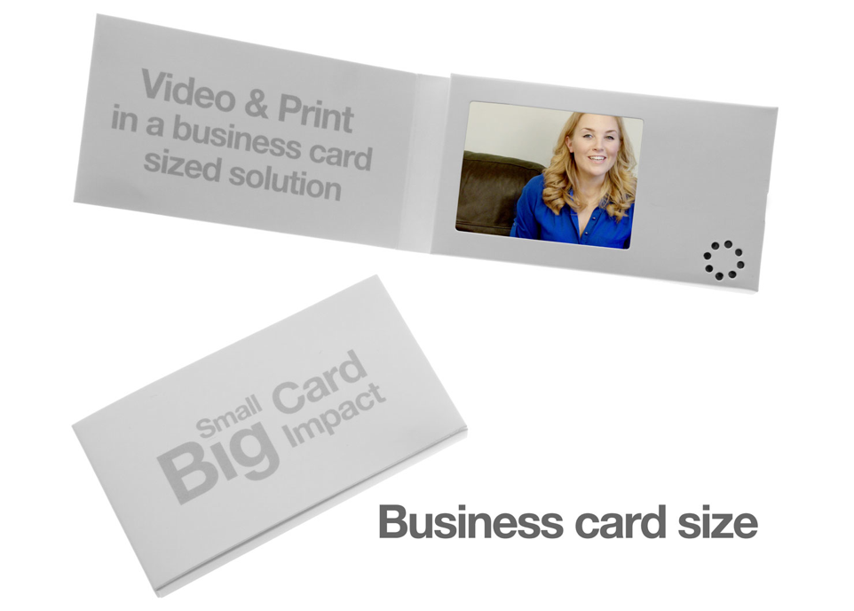 Wow how to impress your clients business card video books for more wow how to impress your clients business card video books for more info about our video book solutions contact the sales team at tvinacard reheart Images