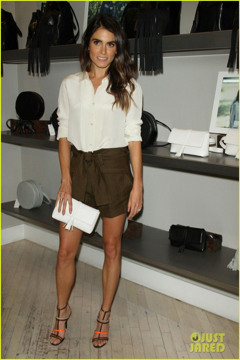 Nikki Reed Gets Passionate About Sustainable Fashion & Launches New Purse Line | nikki reed ian somerhalder freedom of animals 01 - Photo