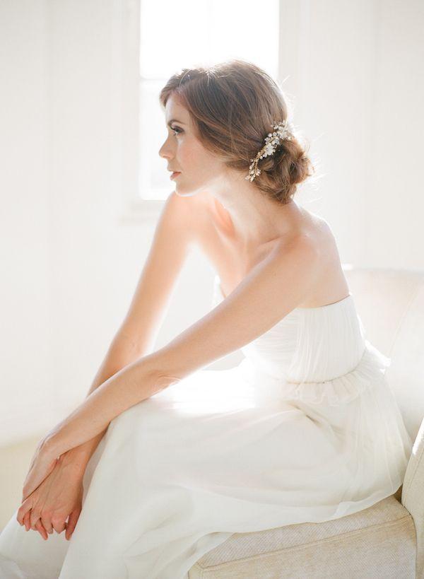 ЖАСМИН   Цветочный жемчуг свадебный головной убор