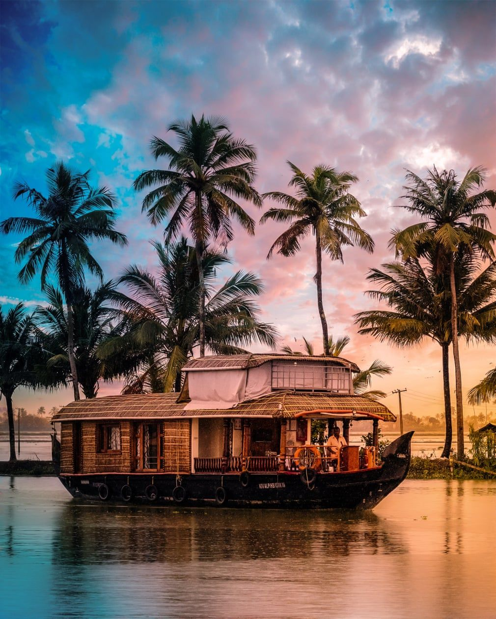 God, gold and lagoons: a snapshot of Kerala, India – in pictures | Travel | The Guardian