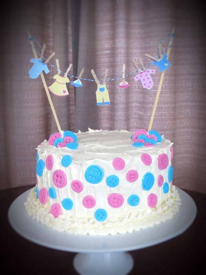 Easy Homemade Baby Shower Cake Cake Baby Shower Cakes Cake