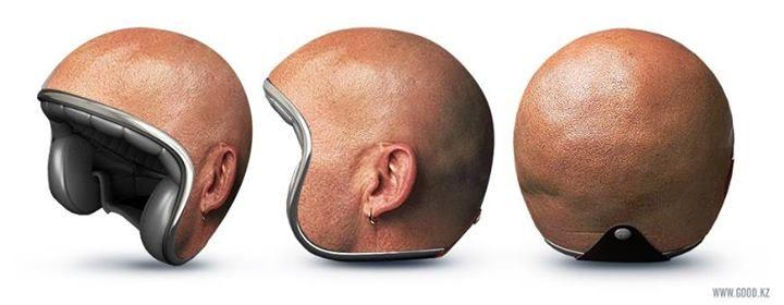34 Creative Bike Helmets