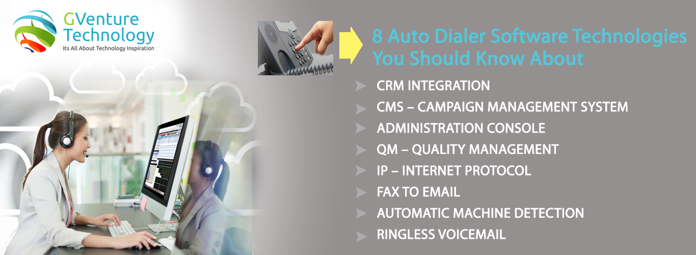 8 Auto Dialer Software Technologies You Should Know About Technology Instant Messaging Software