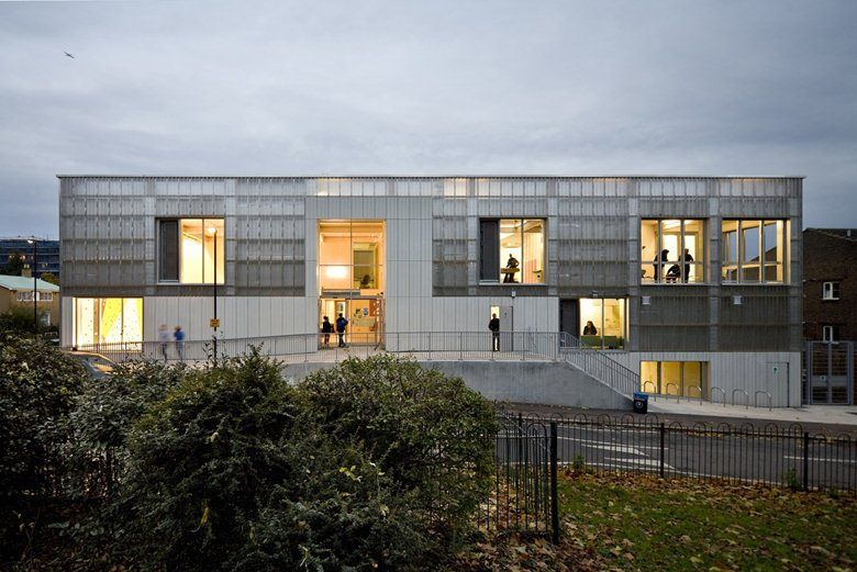 The New Generation Youth and Community Centre, Londra, 2013 - RCKa