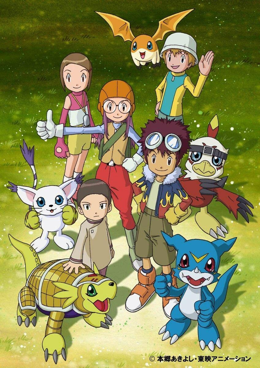 Digimon Zero Two em 2020 Digimons, Anime