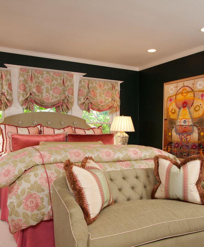 25 Stunning Transitional Bedroom Design Ideas: House Of Ruby Interior Design