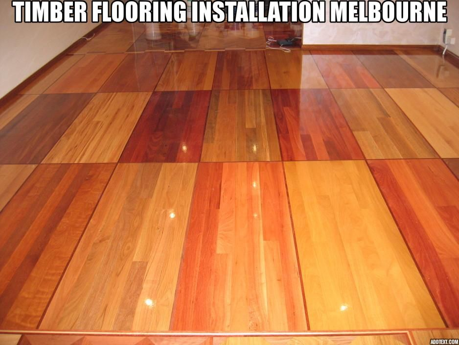 Timber Flooring Installation Melbourne Types of wood