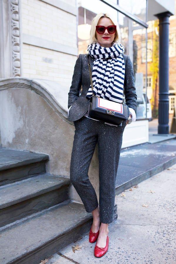 #fashion #fashionista @atlanticpacific http://atlantic-pacific.blogspot.it/2015/12/sparkle-suit.html