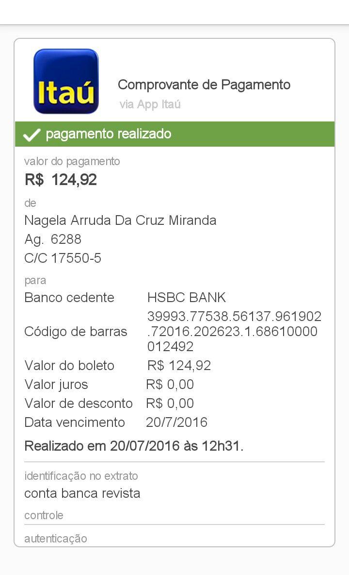 Pin De Silvana Castro Em Bolos App Itau App Banco Itau