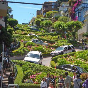 Best Sf Neighborhoods Guide Hiddensf Lombard St Russian Hill