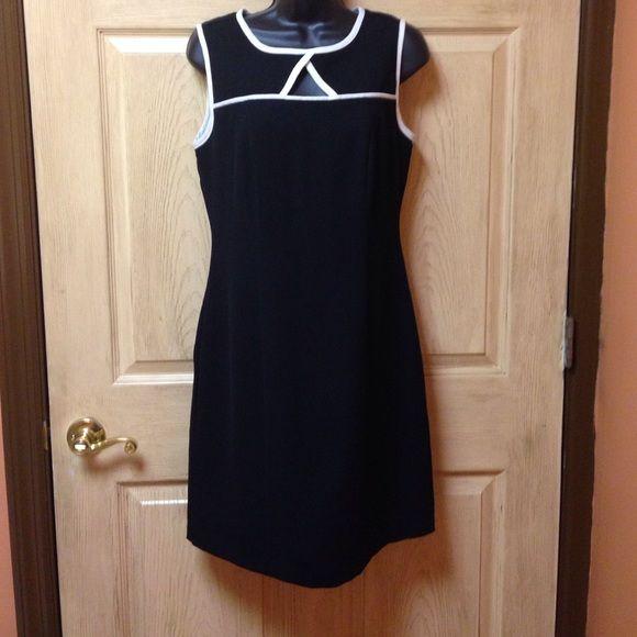 Classy. Sassy black dress. CDC dress.  Classy.   Size 6 Cdc Dresses Mini