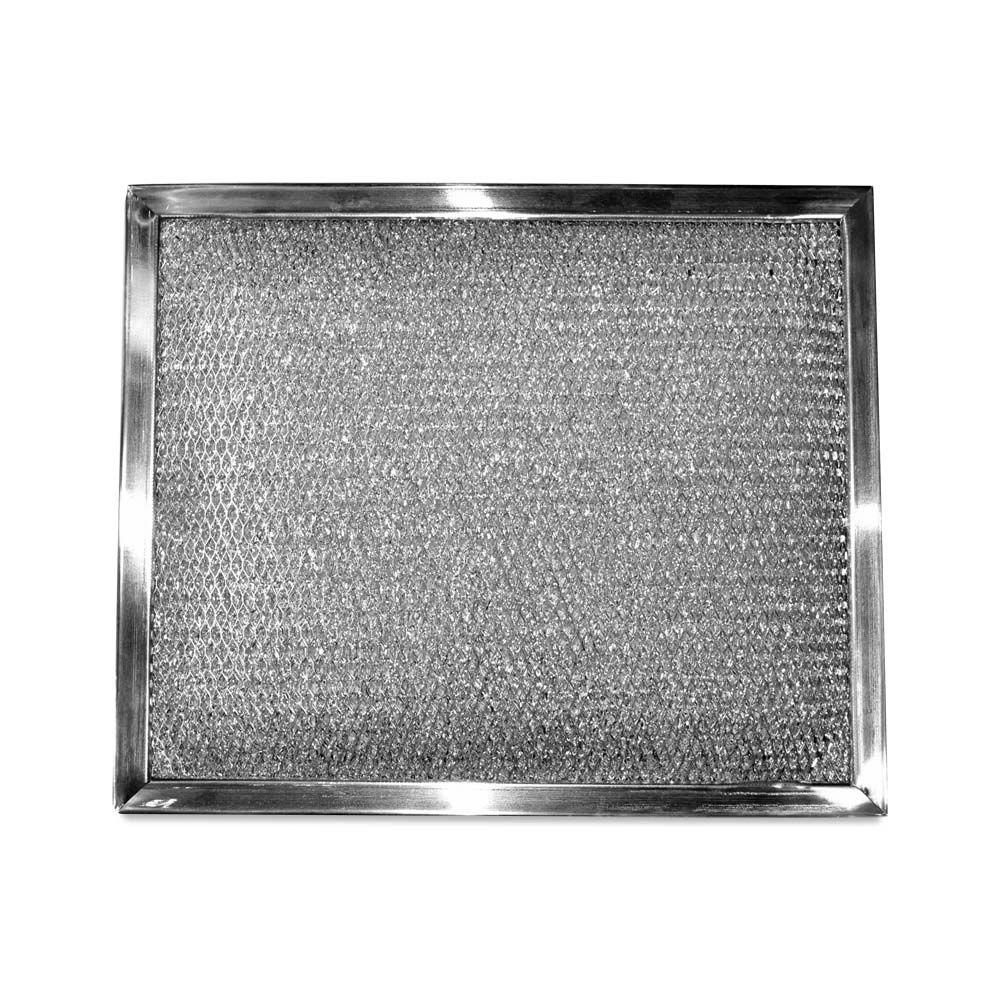 Whirlpool Grease Filter For 30 In Vent Hood Silver Vent Hood