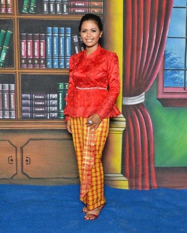 Photo of #Ceremony #dressVintage #Graduatio #Graduation #Javanese :