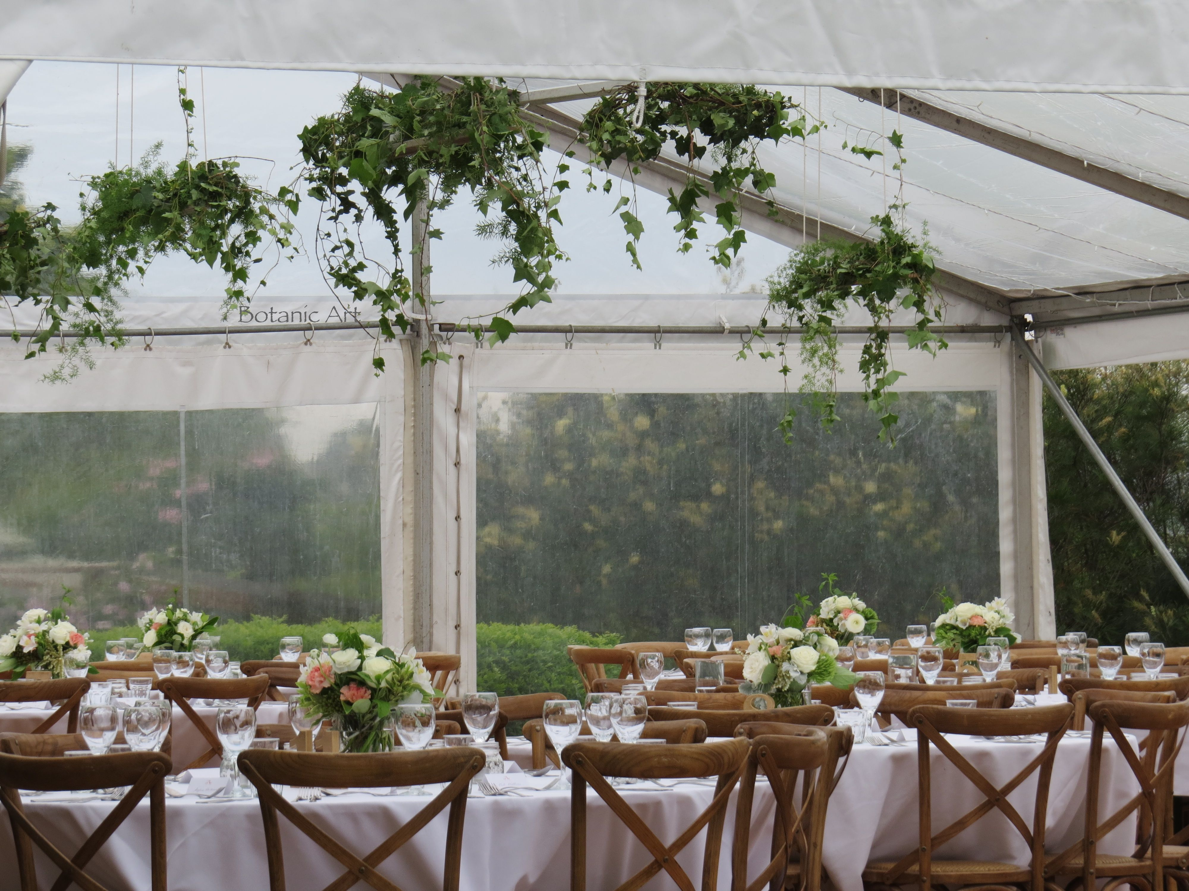 white colonial ceiling concierge inspired to draping keith how events and chandelier floral watson drapes by tag for my hang wedding entrances