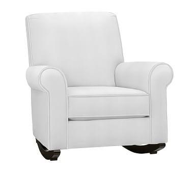 Charleston Convertible Rocking Chair Amp Ottoman