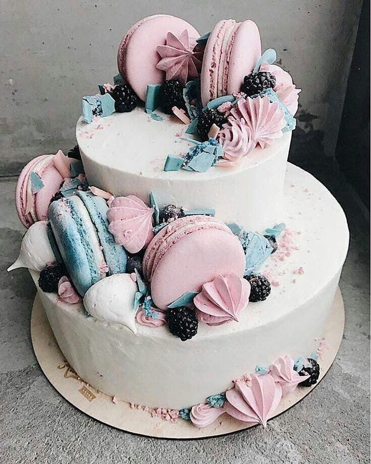 Pin By Michelle On Rosie Macaron Cake Cake Desserts Cake