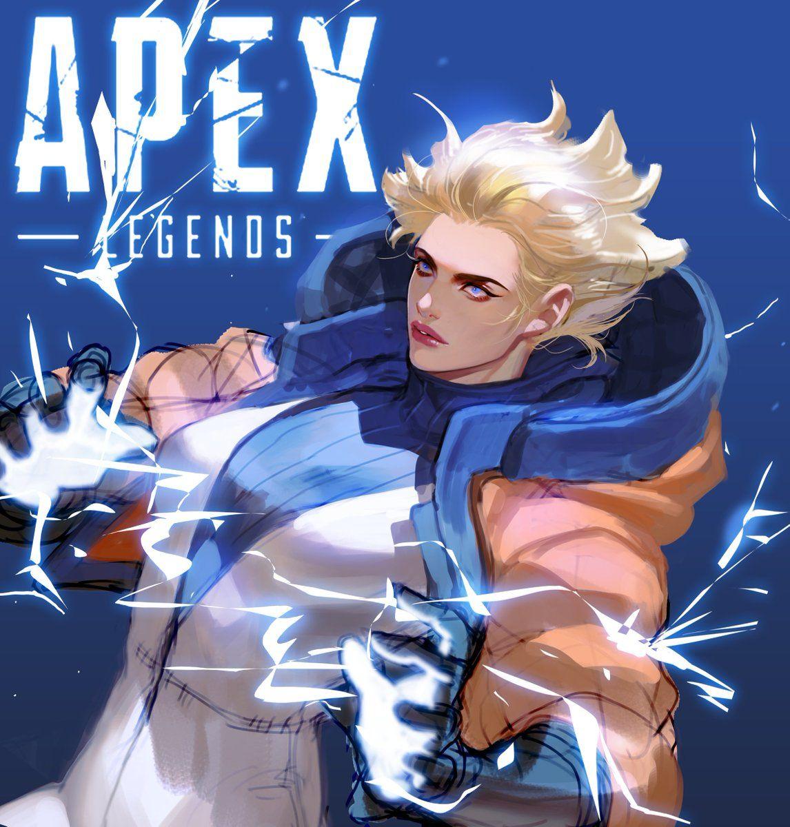 [변방숨덕]에이펙스에 진심인 에레스 on in 2020 Apex, Legend, Epic pictures