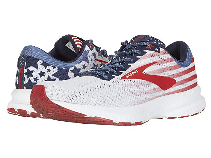 Brooks launch, Running shoes
