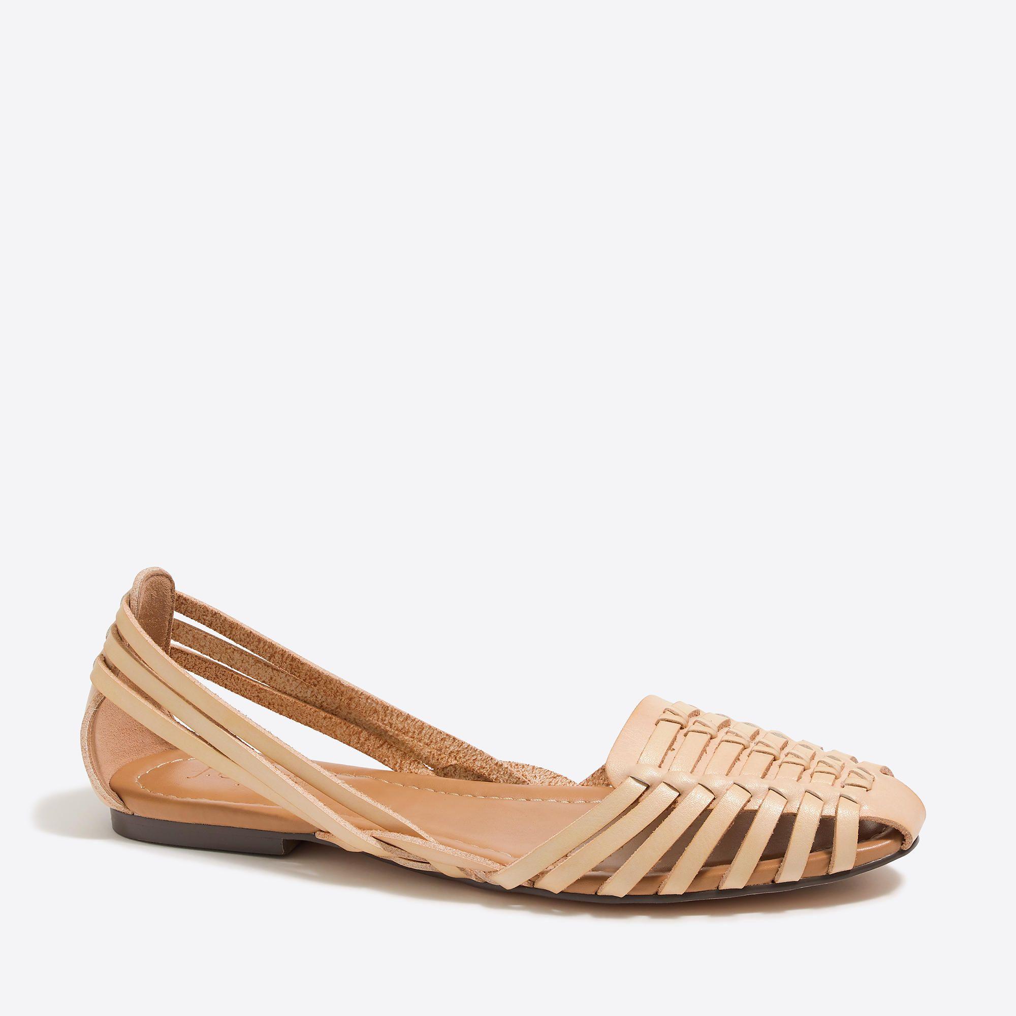 J.Crew - Huarache sandals