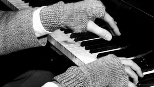 Alesario Glenn Gould S Gloved Hands Piano Hands Piano Girl Gould