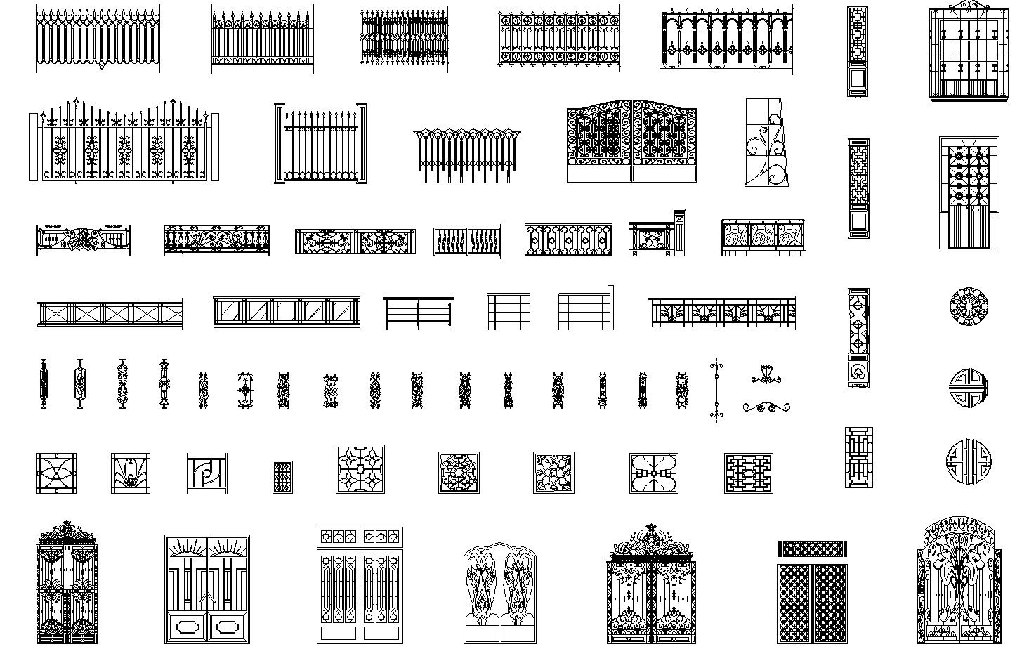 Pin On Ornamental Parts Balusters Newels Knuckles Baskets Wrought