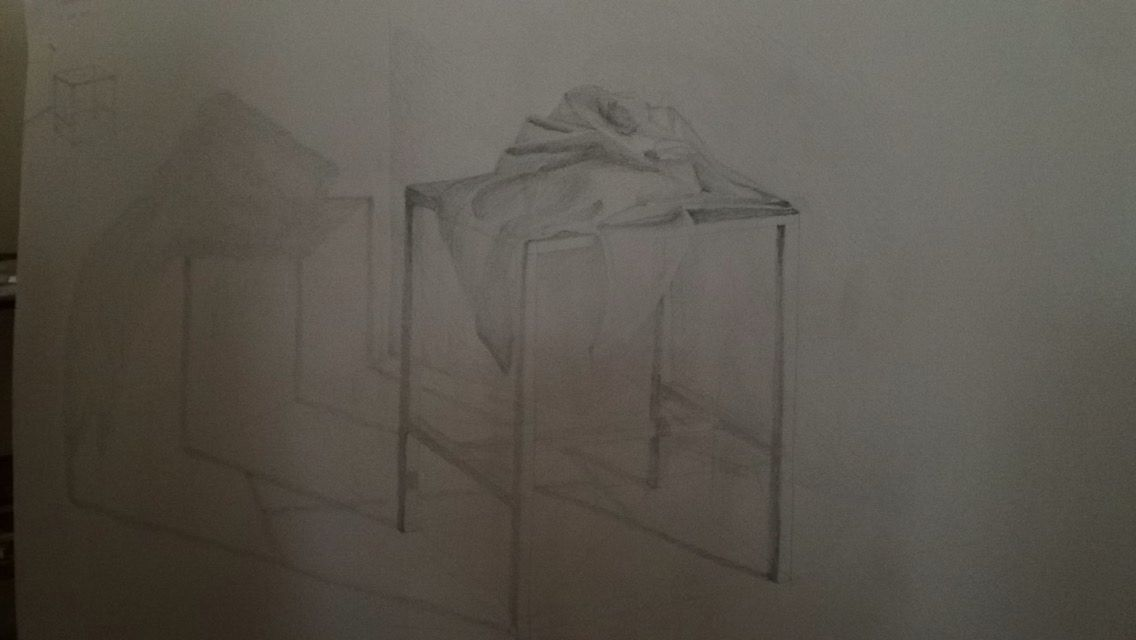 Dibujo Examen Dibujo y Construcción II 2015