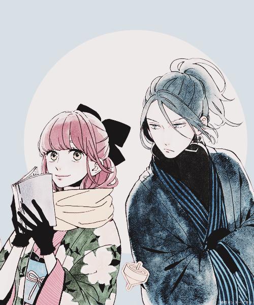 Manga Anime Romance Comics: By Yamamori Mika