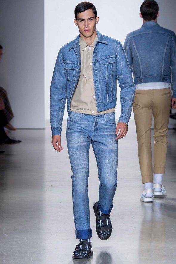 How Italo Zucchelli is reimagining denim at Calvin Klein Collection: http://t.co/gEIDS6ooxc   styledotcom (style http://t.co/H72kx3dgKr