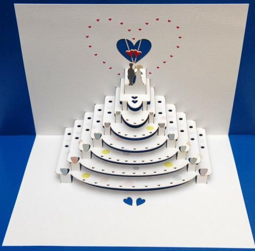 Pop Up Wedding Card   All The Best Pop Up Wedding Card From Fresh Cards And  Gifts In Our Great Range Of Pop Up Wedding Card, Gifts And Homeware Items.
