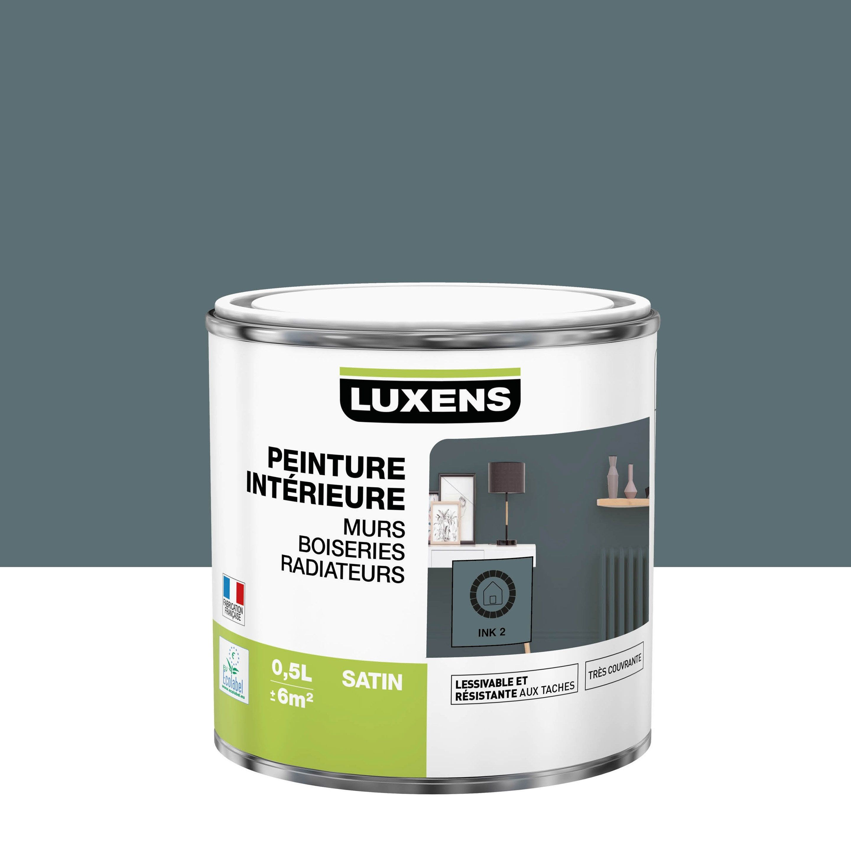 Peinture Mur Boiserie Radiateur Interieur Multisupports Luxens Ink 2 Satin Peinture Mur Radiateur Et Peinture Interieur