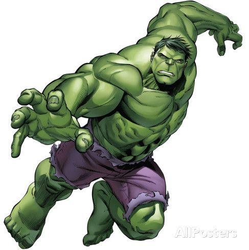 Hulk Avengers Assemble Wall Jammer Wall Decal Wall Decal