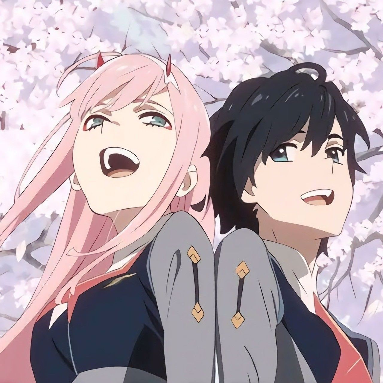 Zero Two Darling In The Franxx Darlinginthefranxx Zerotwo Manga Anime Gg In 2020 Darling In The Franxx Anime Anime Romance