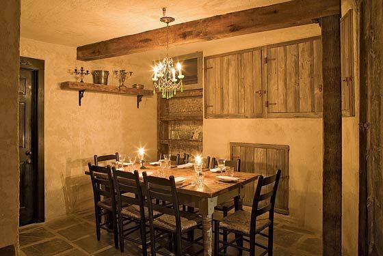 Il Buco 47 Bond St The Boweryitalian Mediterranean Prepossessing Private Dining Room Nyc Design Inspiration