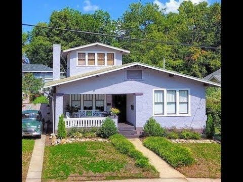 A Tour Of 541 E Jones St Raleigh N C Craftsman Bungalows Flipping Houses Bungalow