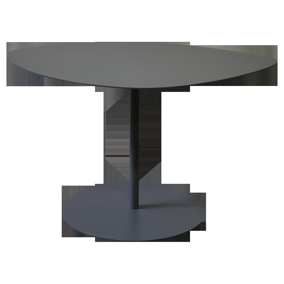 Table Basse Galet N 1 Grise En Acier De Luc Jozancy Pour Matiere Grise Table Basse Galet Table Basse Table