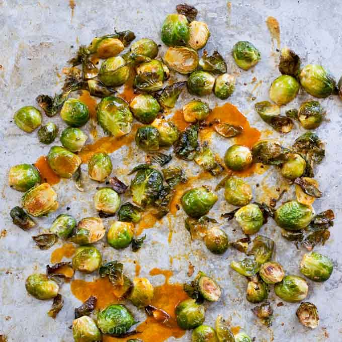 Buffalo Brussels Sprouts - Betsylife