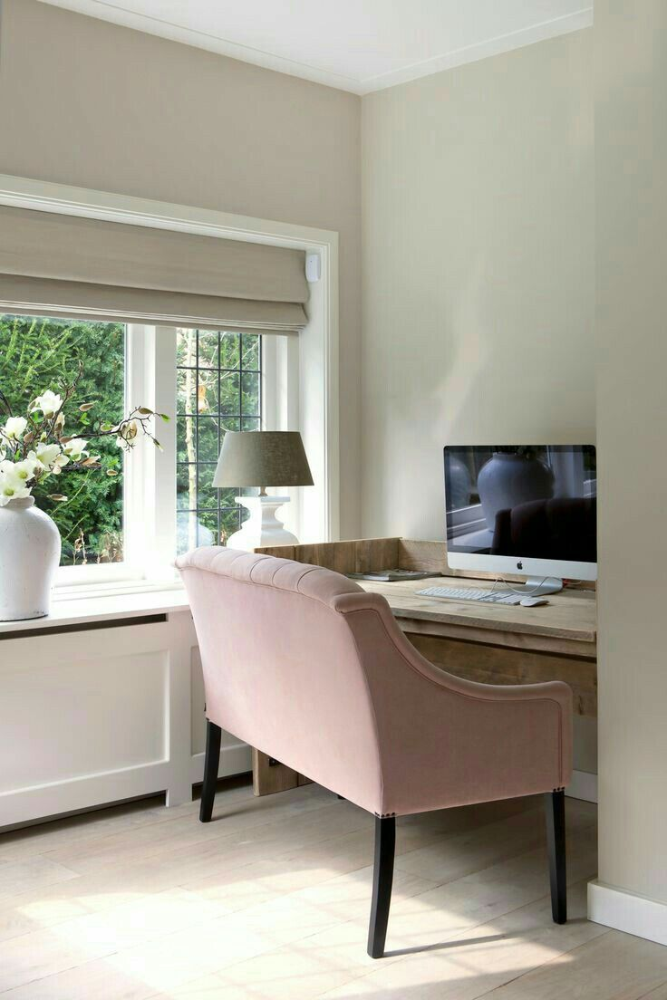 Gemütliches Heimbüro, Heimbüro, Studio, Innenarchitektur, Wohnen,  Innenräume, Blog, Umgebung, Seide