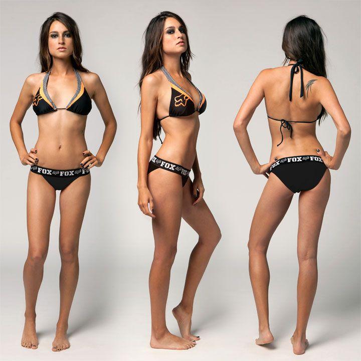 41a36aa226c84 Fox Racing - Swim Looks | Summer <3 | Fox racing, Fox bikini, Bikini ...