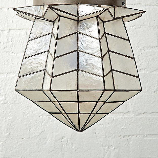 Genevieve Gorder Star Ceiling Light Reviews Crate And