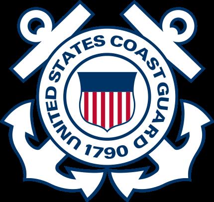 430px Uscg Emblem Svg Png 430 406 Coast Guard Logo Us Coast Guard Coast Guard
